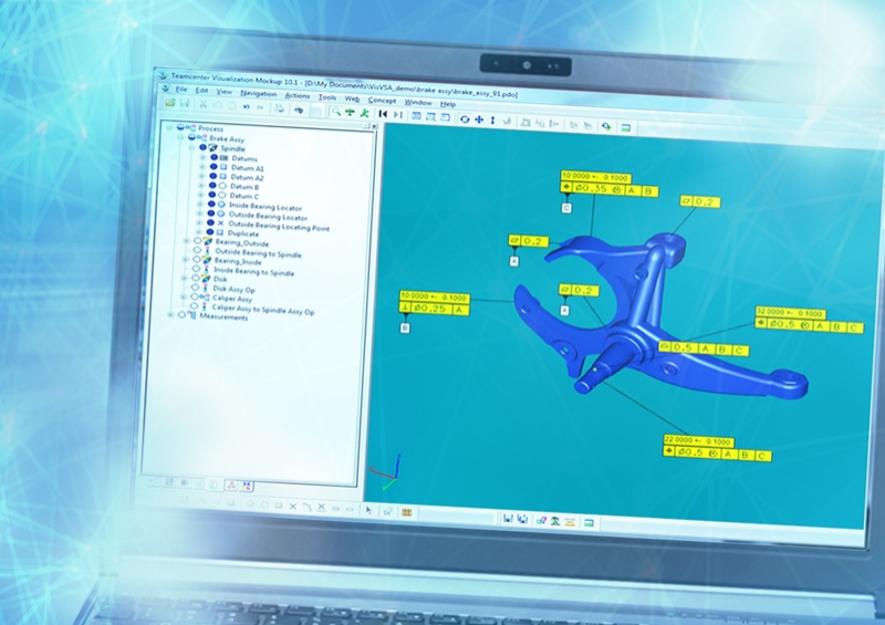 Picture: CAD-Viewer (TCVis)